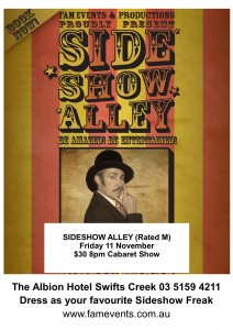 sideshow-alley-11-nov-swifts-creek-2016